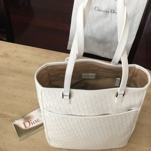 Christian Dior Tote . Dior Gift with purchase